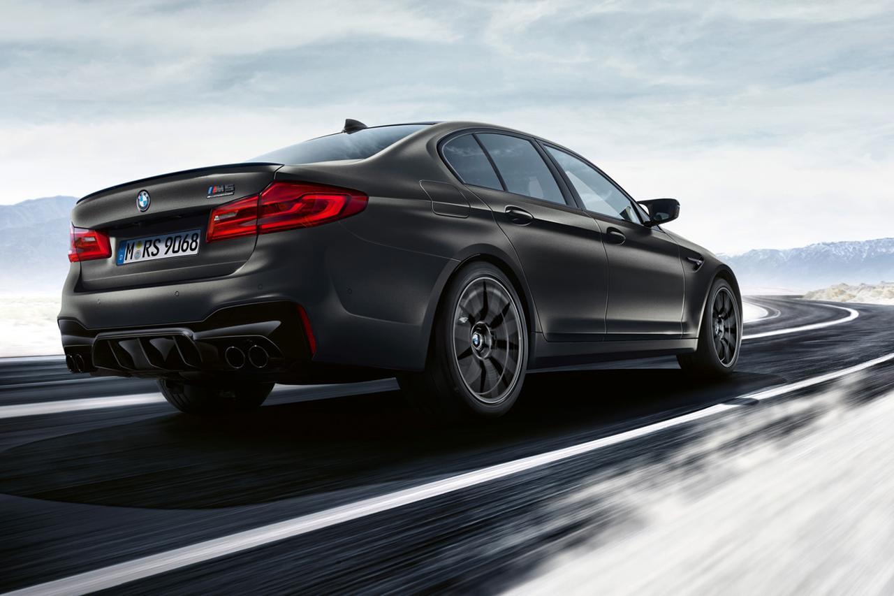 Images : 12番目の画像 - BMW M5 35 Jahre Edition - Webモーターマガジン