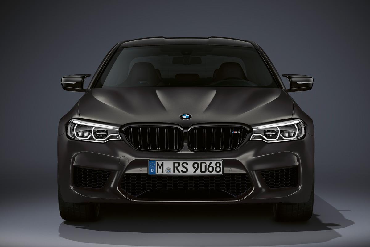 Images : 3番目の画像 - BMW M5 35 Jahre Edition - Webモーターマガジン