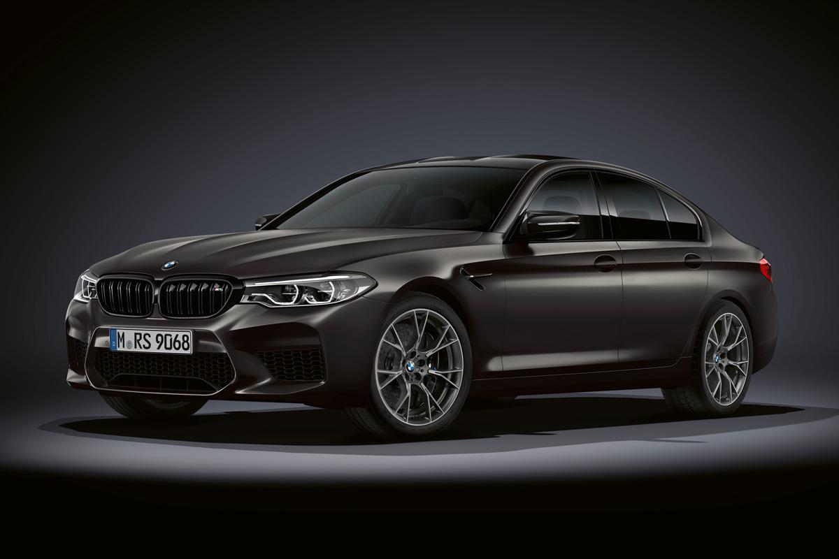 Images : 1番目の画像 - BMW M5 35 Jahre Edition - Webモーターマガジン