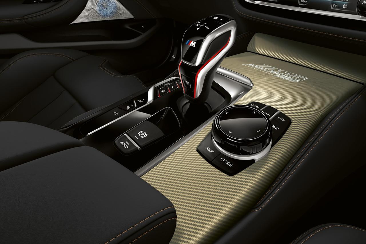 Images : 6番目の画像 - BMW M5 35 Jahre Edition - Webモーターマガジン