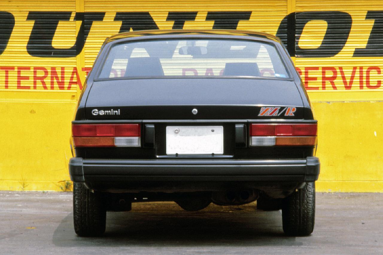 Images : 3番目の画像 - いすゞ ジェミニZZ - Webモーターマガジン