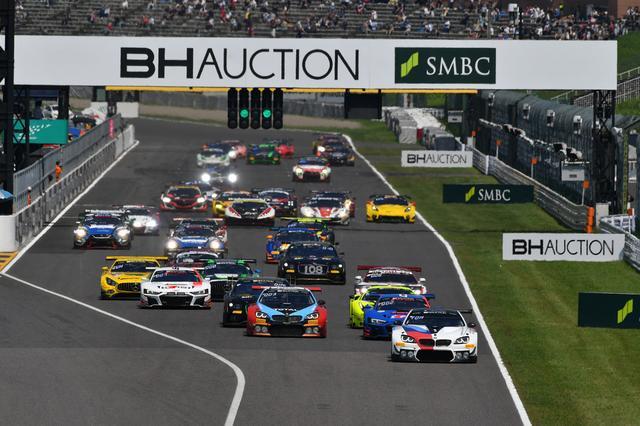 画像1: RSモデル25周年記念カラーのアウディR8 LMSが完勝!KCMG GT-Rが総合6位【鈴鹿10時間耐久レース】