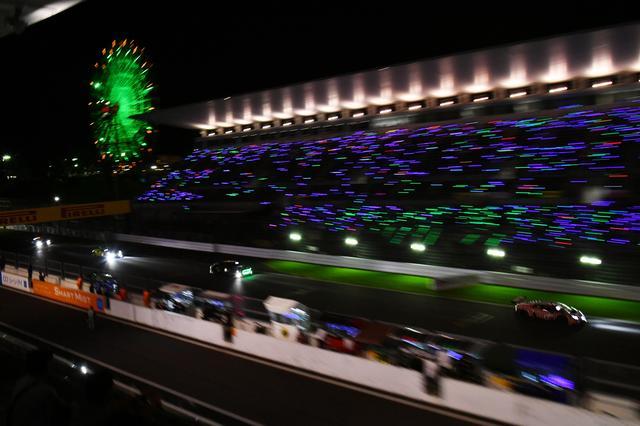 画像5: RSモデル25周年記念カラーのアウディR8 LMSが完勝!KCMG GT-Rが総合6位【鈴鹿10時間耐久レース】