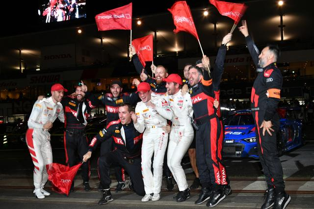 画像6: RSモデル25周年記念カラーのアウディR8 LMSが完勝!KCMG GT-Rが総合6位【鈴鹿10時間耐久レース】