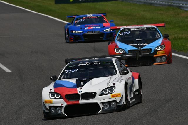 画像2: RSモデル25周年記念カラーのアウディR8 LMSが完勝!KCMG GT-Rが総合6位【鈴鹿10時間耐久レース】