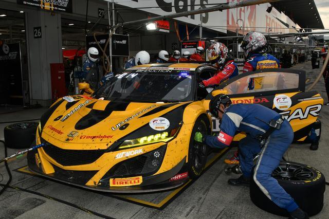 画像10: RSモデル25周年記念カラーのアウディR8 LMSが完勝!KCMG GT-Rが総合6位【鈴鹿10時間耐久レース】
