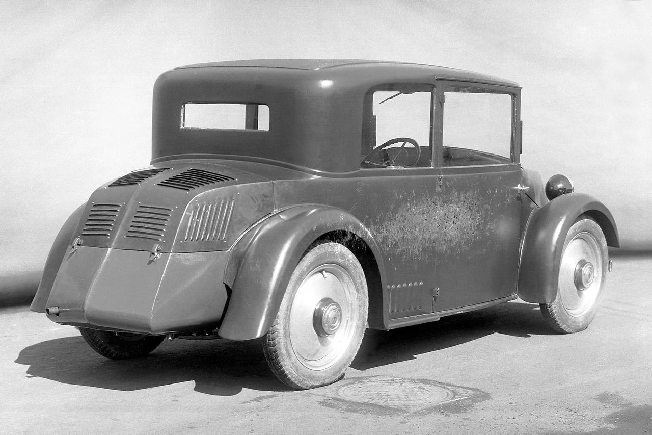 Images : 5番目の画像 - ベンツ小型車の歴史 2 - Webモーターマガジン