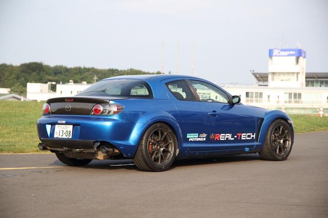 画像1: 速さとエコランを合わせた頭脳戦「マツ耐」にロータリー車RX-8で勝ちたい!