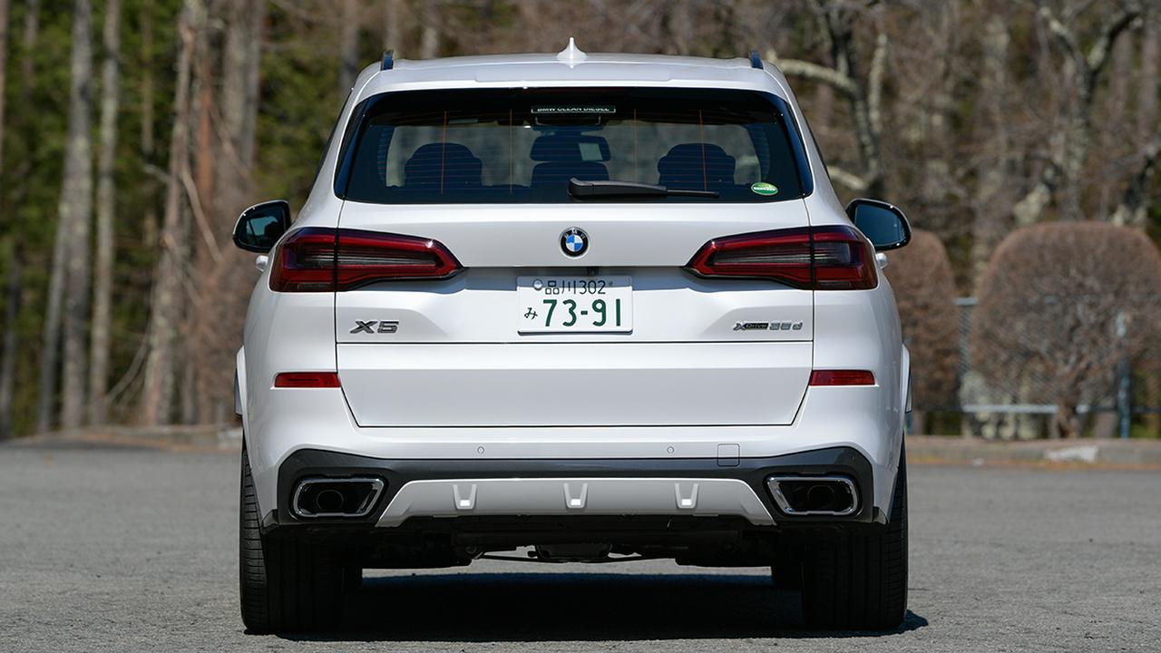 Images : 7番目の画像 - BMW X5 - Webモーターマガジン