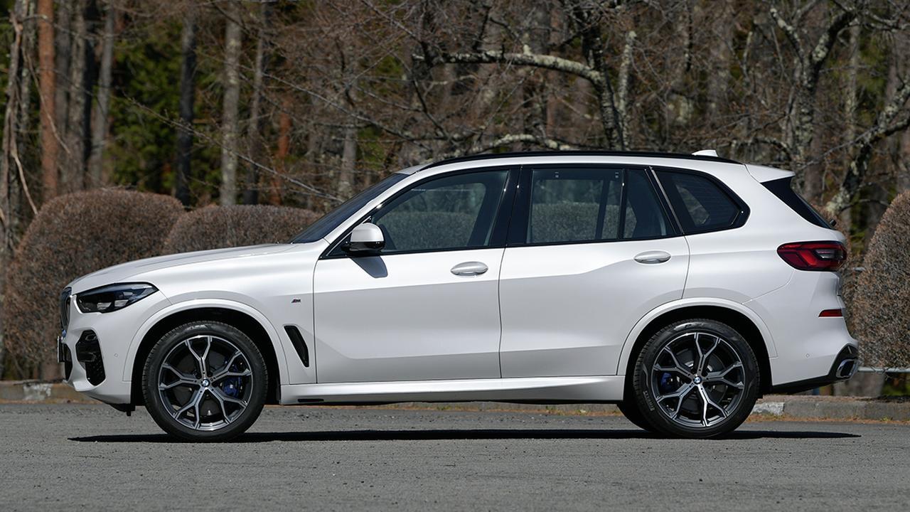 Images : 5番目の画像 - BMW X5 - Webモーターマガジン
