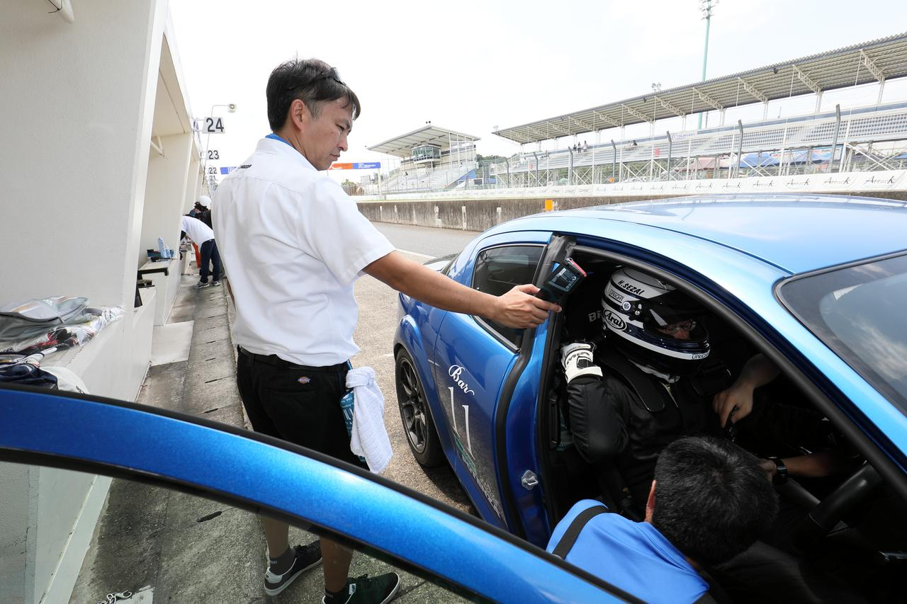 Images : 6番目の画像 - 「速さとエコランを合わせた頭脳戦「マツ耐」にロータリー車RX-8で勝ちたい!」のアルバム - Webモーターマガジン