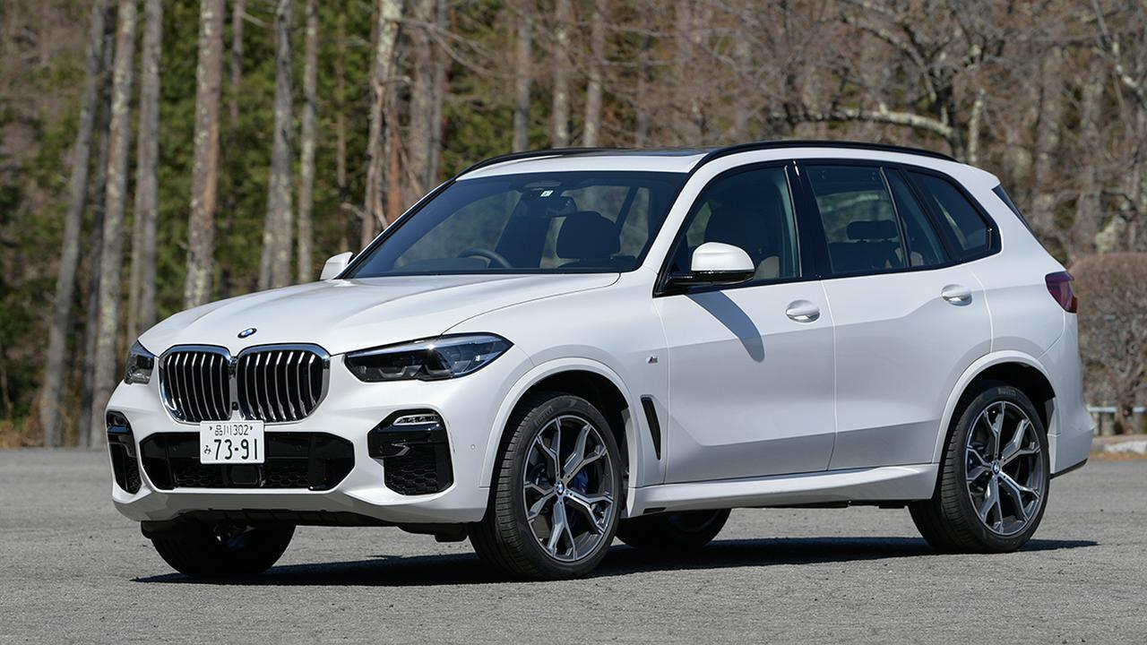 Images : 4番目の画像 - BMW X5 - Webモーターマガジン