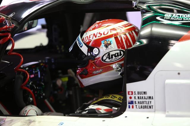 画像: トヨタTS050ハイブリッドで、2年連続世界チャンピオン、ル・マン3連覇を狙う中嶋一貴。