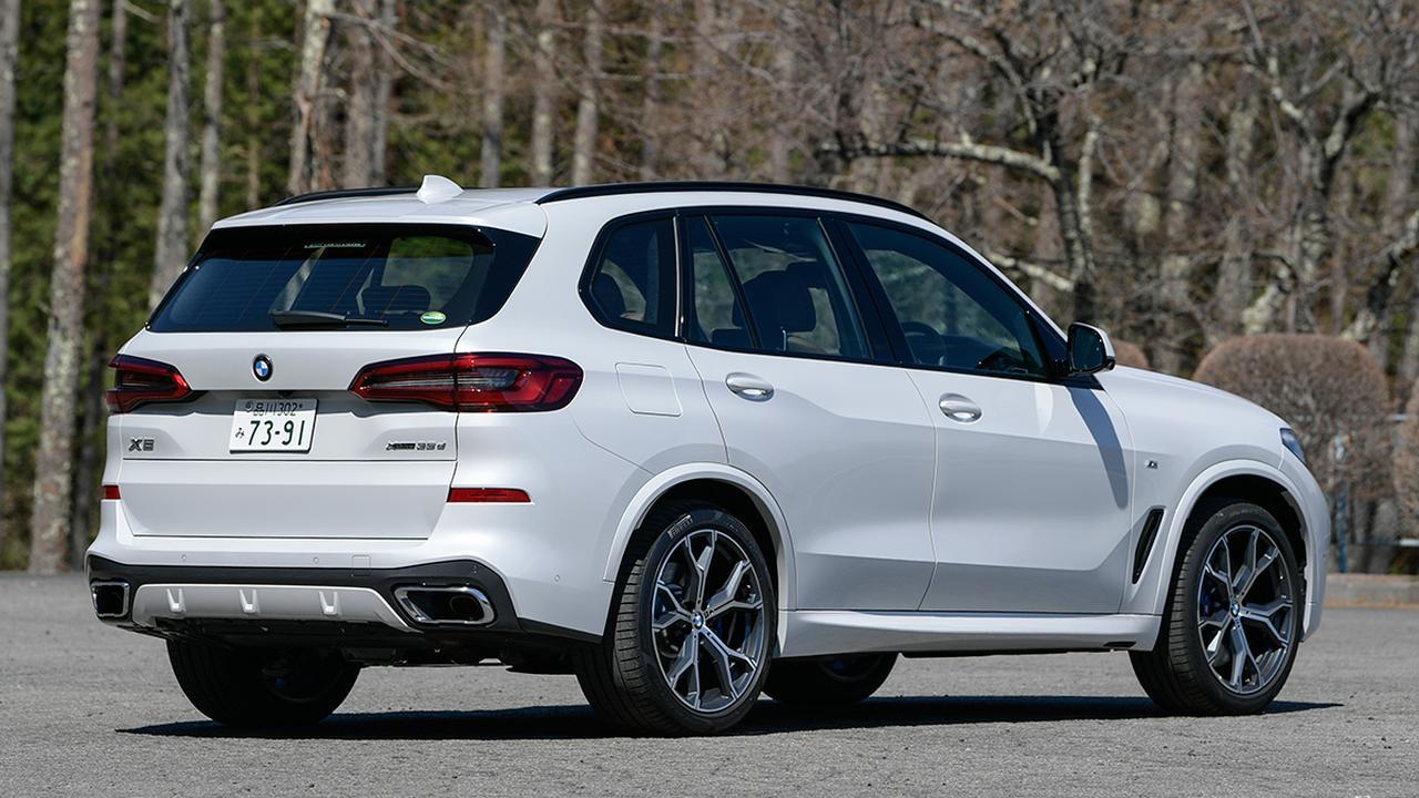 Images : 6番目の画像 - BMW X5 - Webモーターマガジン