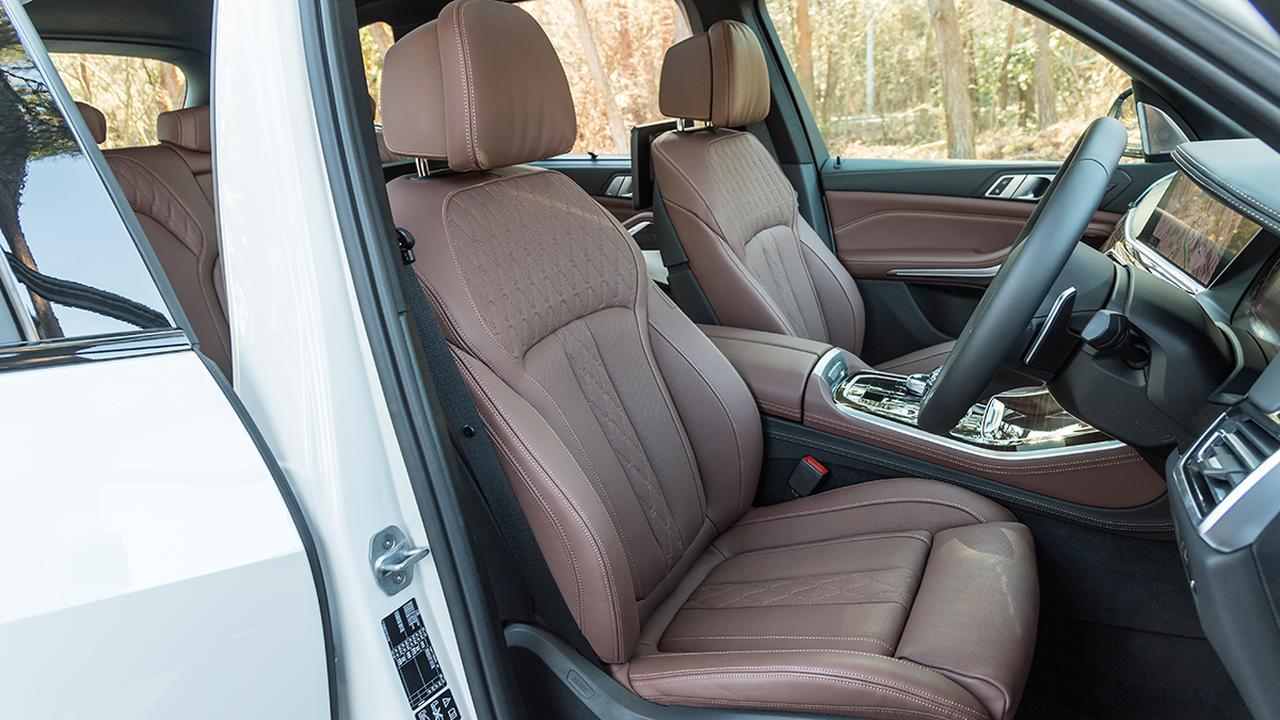 Images : 11番目の画像 - BMW X5 - Webモーターマガジン