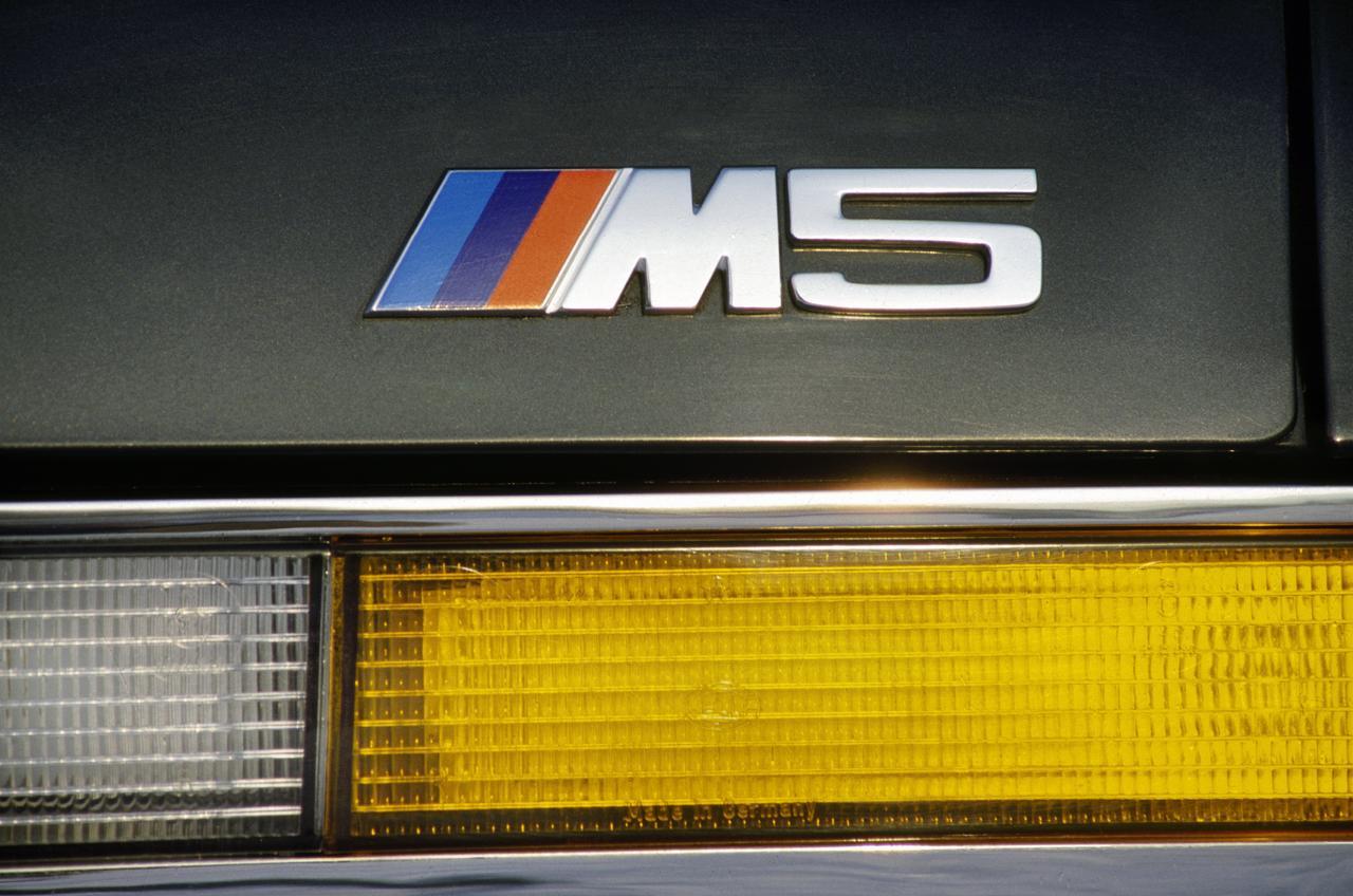 Images : 3番目の画像 - 初代BMW M5(E28) - Webモーターマガジン