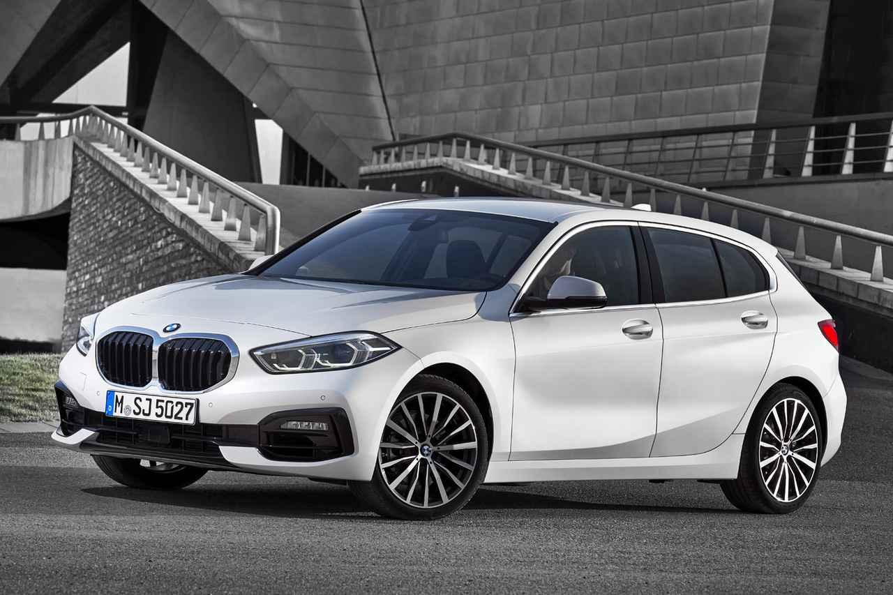 Images : 1番目の画像 - 新型BMW 1シリーズ - Webモーターマガジン