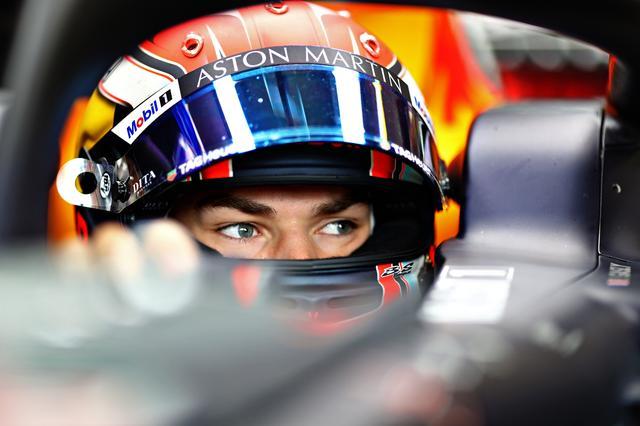 画像: ピエール・ガスリー(トロロッソ・ホンダ)。ドライバーズランキング6位。古巣トロロッソでどんな走りを見せるか。