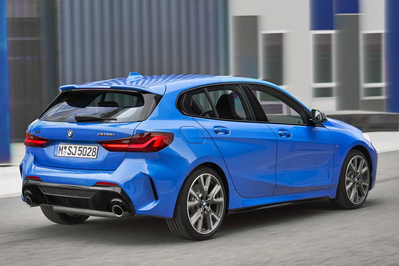 Images : 6番目の画像 - 新型BMW 1シリーズ - Webモーターマガジン