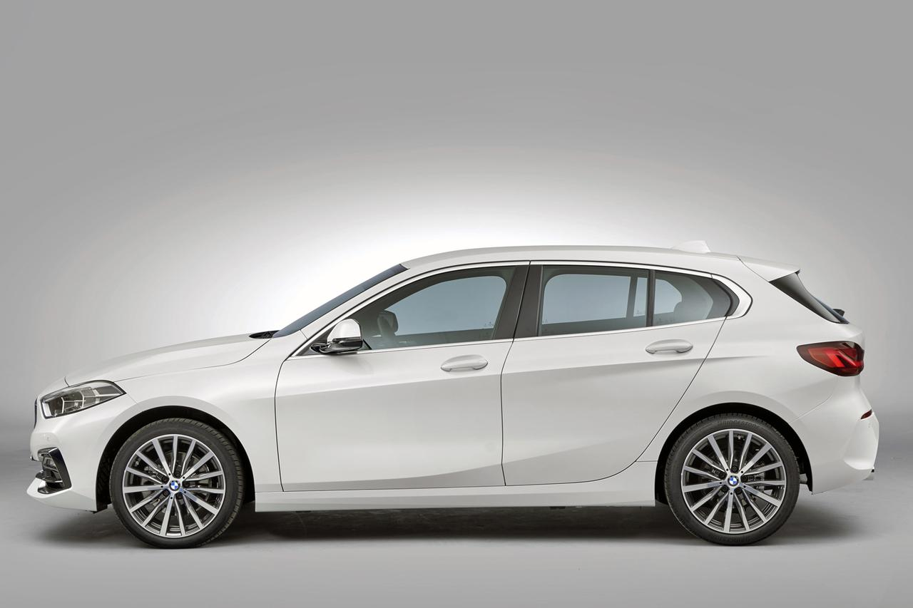 Images : 4番目の画像 - 新型BMW 1シリーズ - Webモーターマガジン
