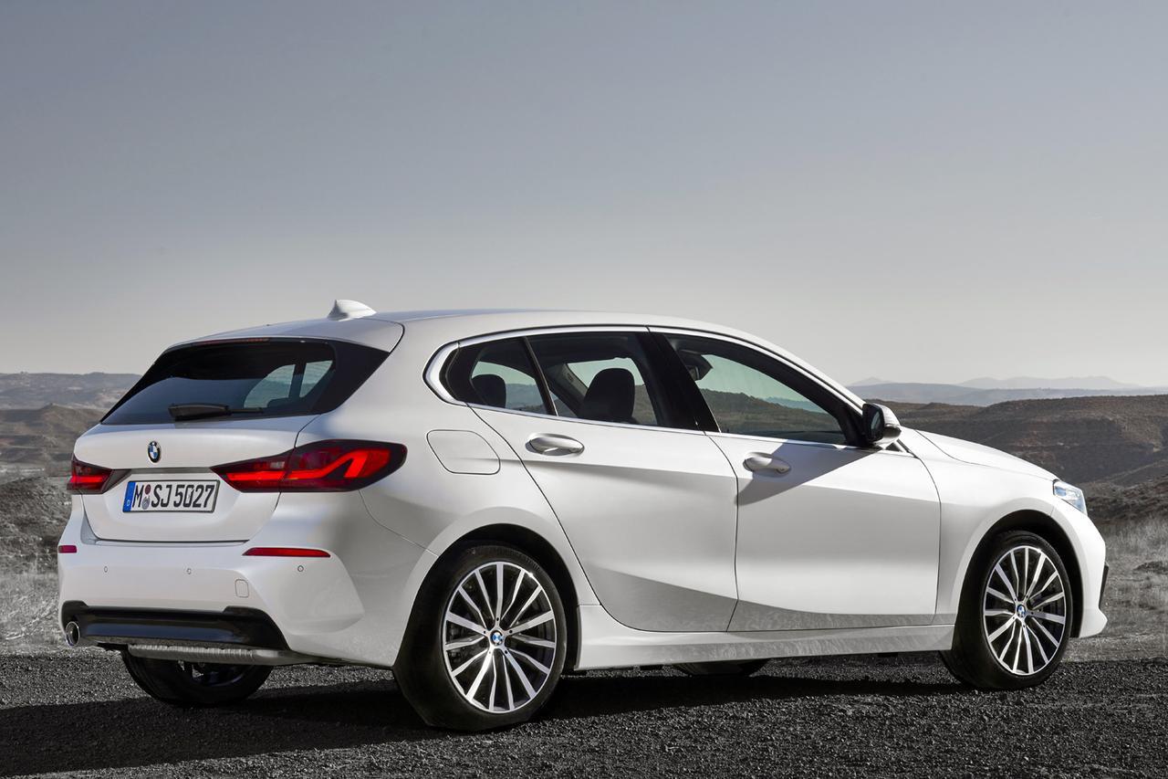 Images : 2番目の画像 - 新型BMW 1シリーズ - Webモーターマガジン