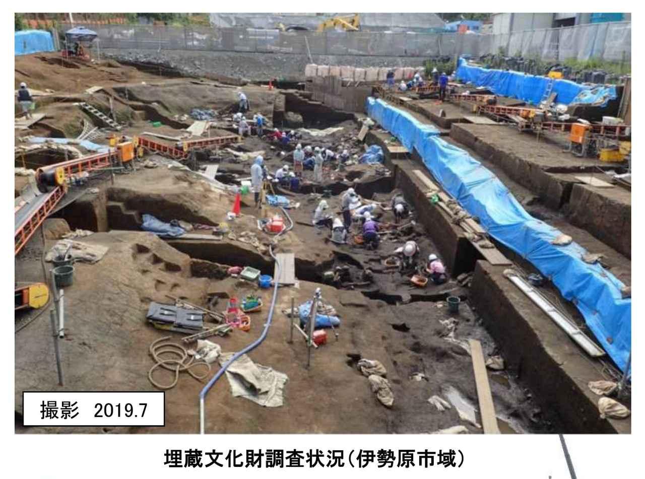 Images : 3番目の画像 - 新東名高速道路の工事進捗状況 - Webモーターマガジン