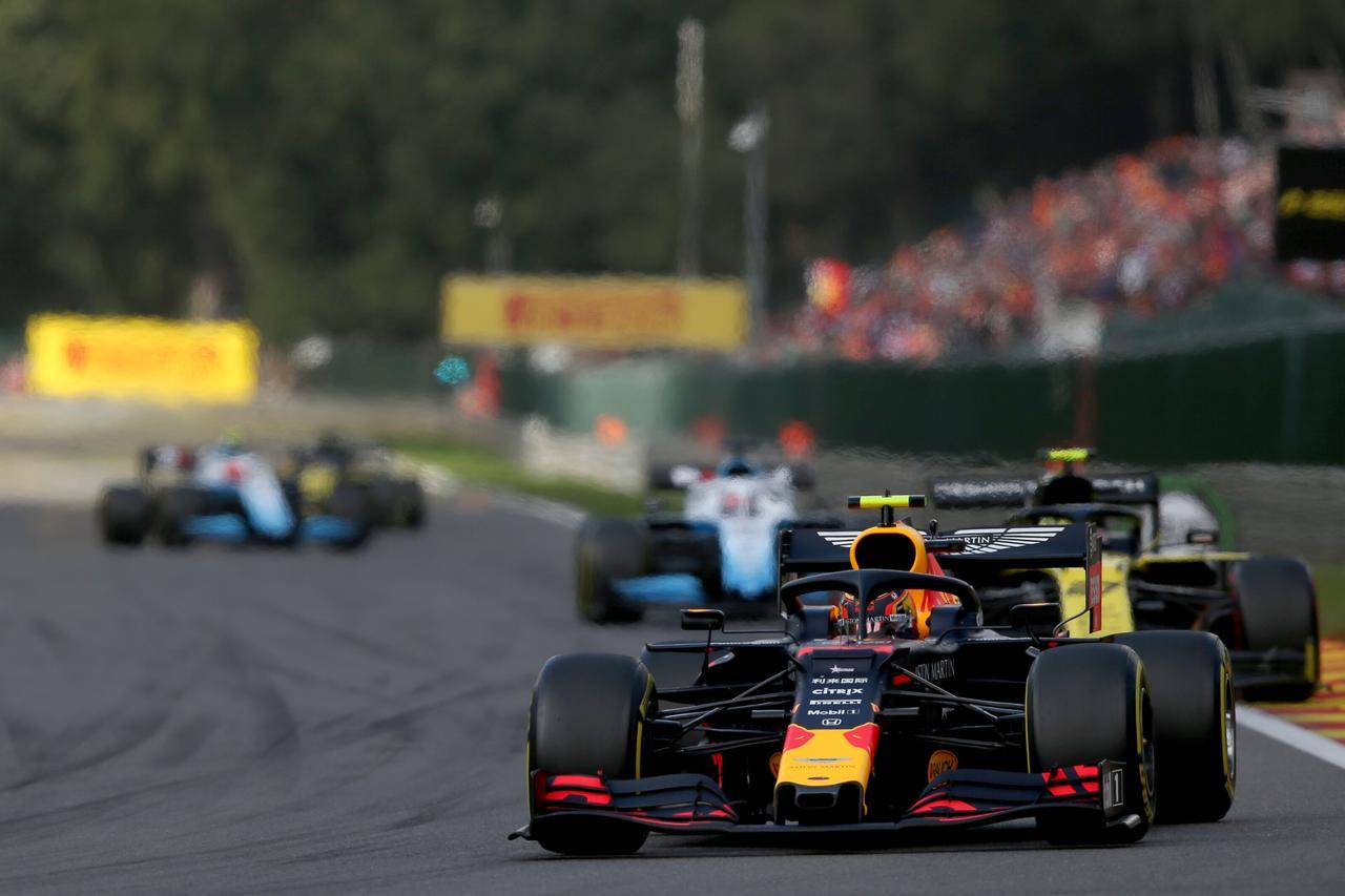 Images : 7番目の画像 - F1第13戦ベルギーGP決勝 - Webモーターマガジン