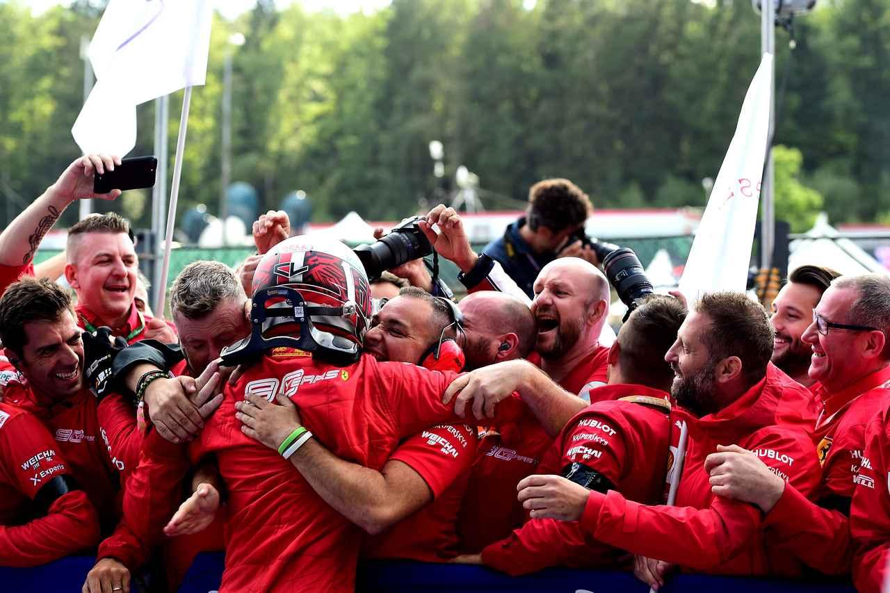 Images : 4番目の画像 - F1第13戦ベルギーGP決勝 - Webモーターマガジン