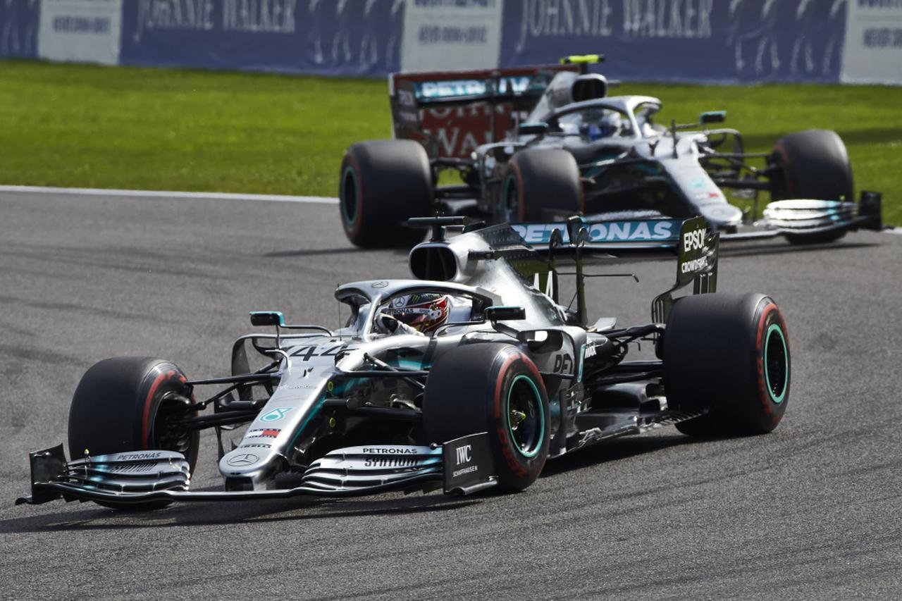 Images : 5番目の画像 - F1第13戦ベルギーGP決勝 - Webモーターマガジン
