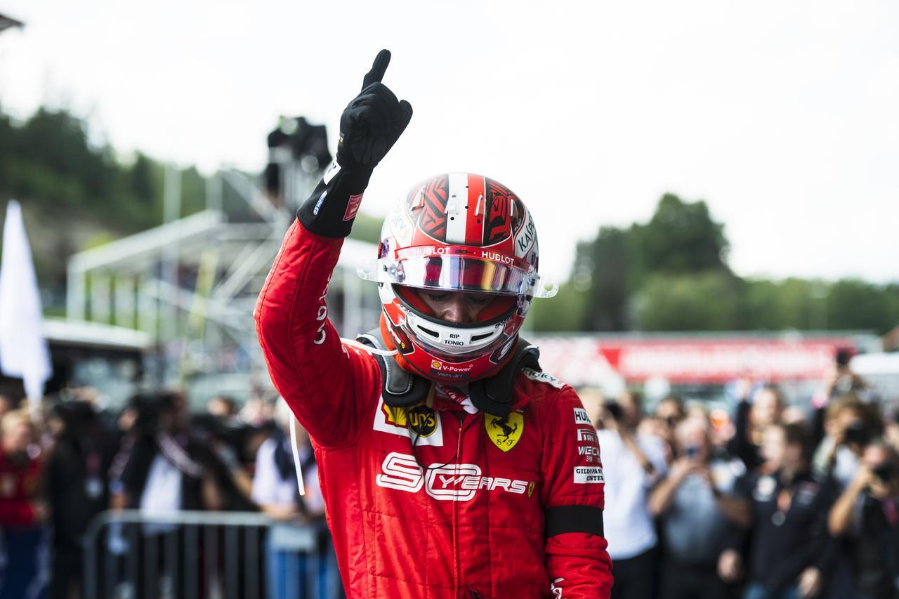 Images : 1番目の画像 - F1第13戦ベルギーGP決勝 - Webモーターマガジン