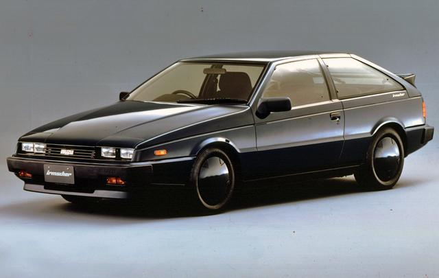 画像: 1985年11月に追加されたピアッツァ イルムシャー。内外装に専用アイテムを装着してスポーティなイメージを高める。