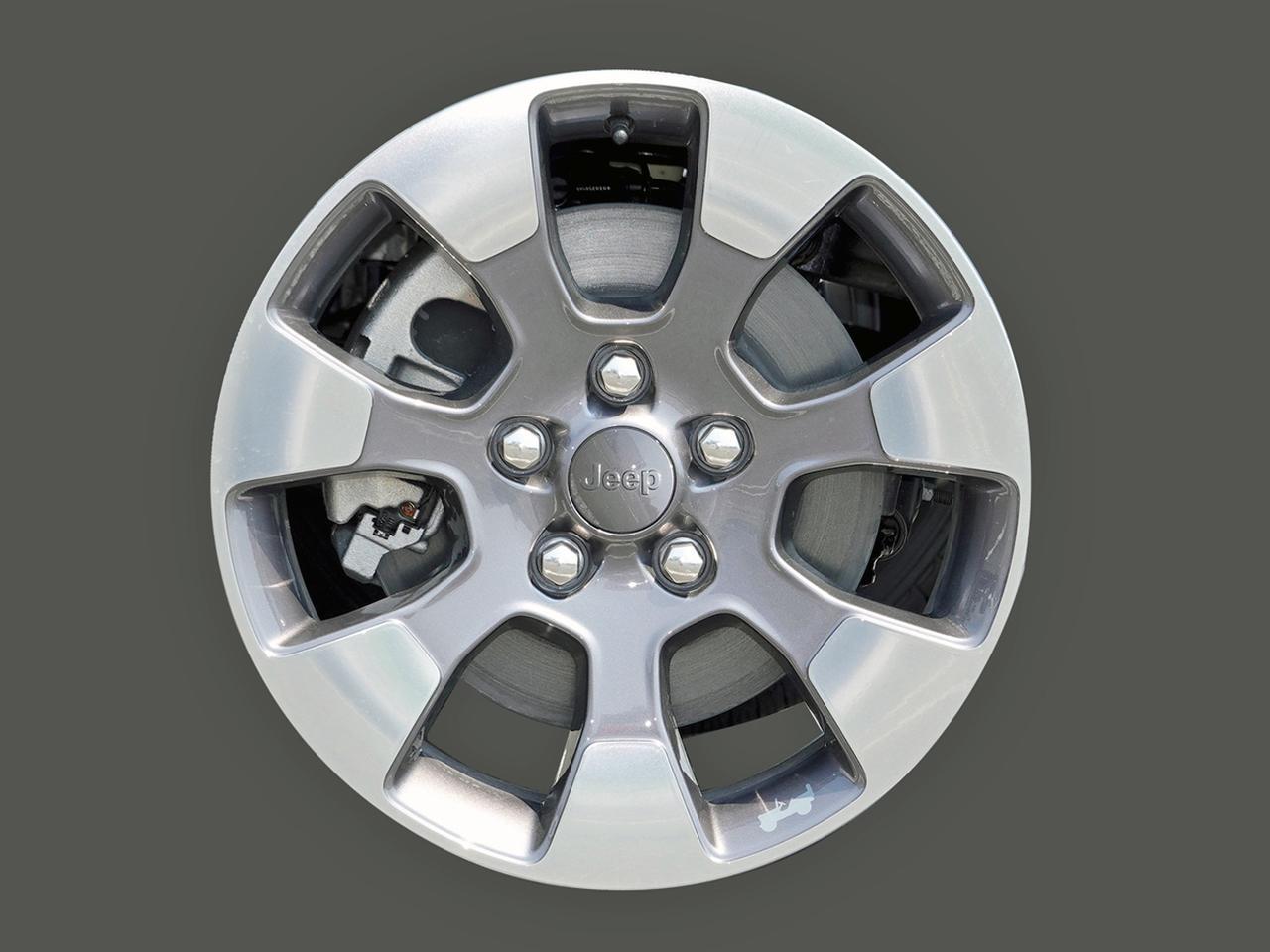 Images : 5番目の画像 - ジープ ラングラーの限定車 - Webモーターマガジン