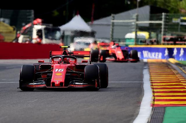 画像: フロントロウを独占したフェラーリだったが、タイヤ戦略が明暗を分ける形となった。