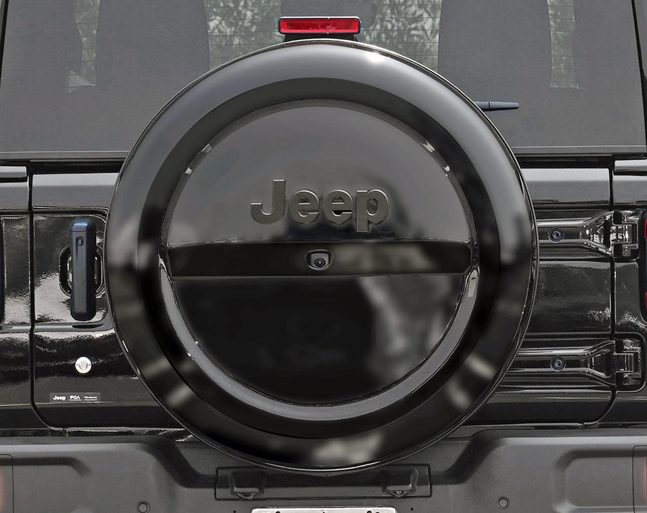Images : 4番目の画像 - ジープ ラングラーの限定車 - Webモーターマガジン