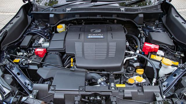 画像: フォレスター初のマイルドハイブリッドシステムとなる2.0L-DOHC+モーターのe-BOXER。