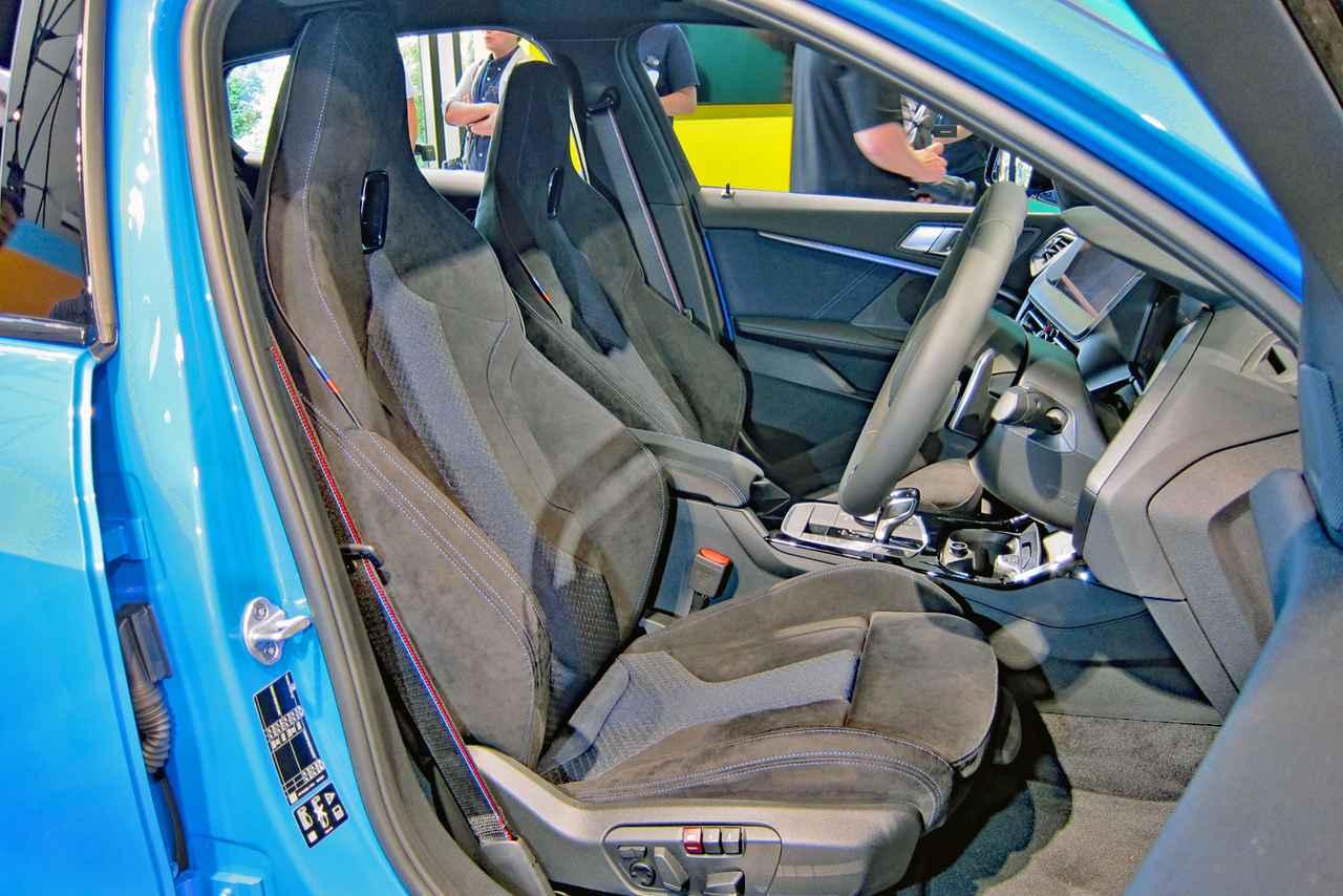 Images : 10番目の画像 - BMW M135i xDrive - Webモーターマガジン