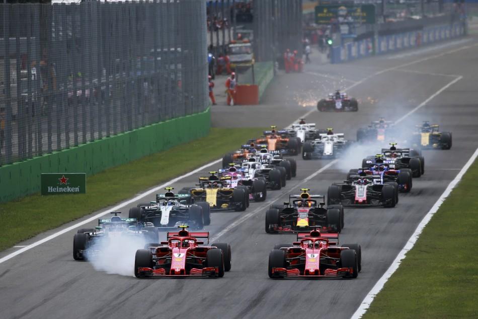 Images : 10番目の画像 - F1第14戦イタリアGP開幕 - Webモーターマガジン