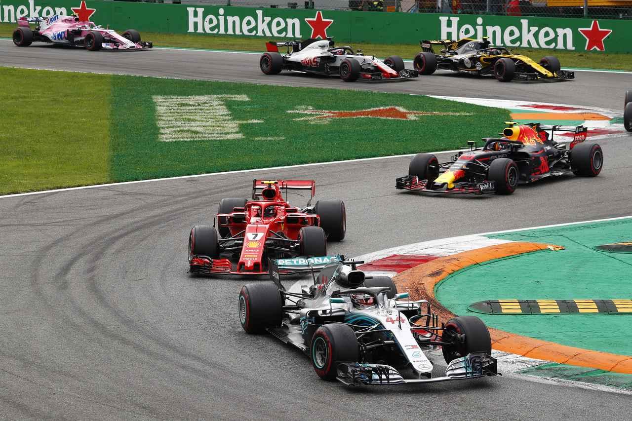 Images : 14番目の画像 - F1第14戦イタリアGP開幕 - Webモーターマガジン