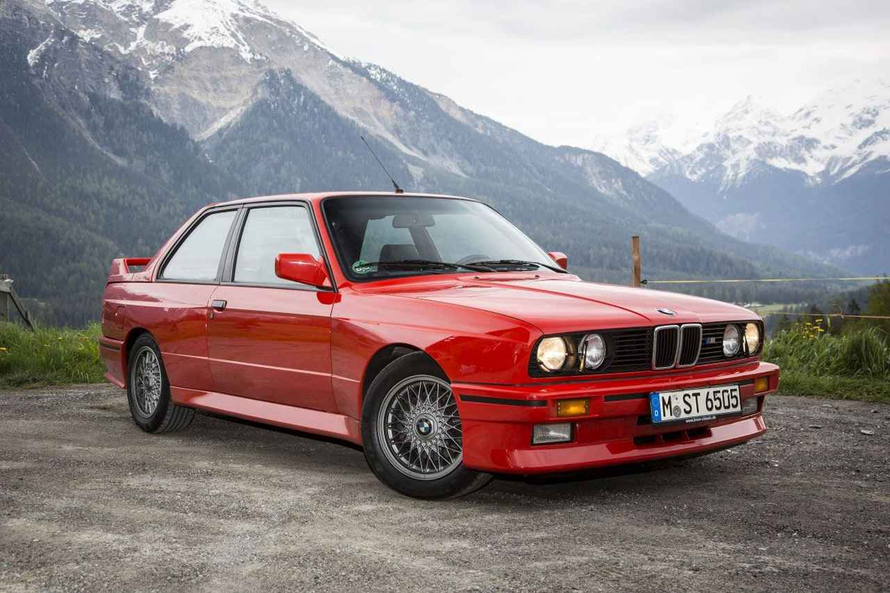 Images : 1番目の画像 - BMW M3 初代 - Webモーターマガジン