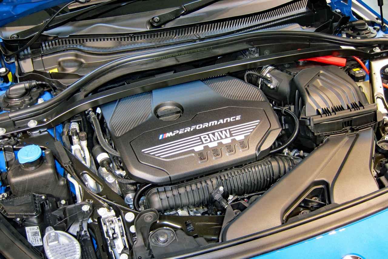 Images : 6番目の画像 - BMW M135i xDrive - Webモーターマガジン