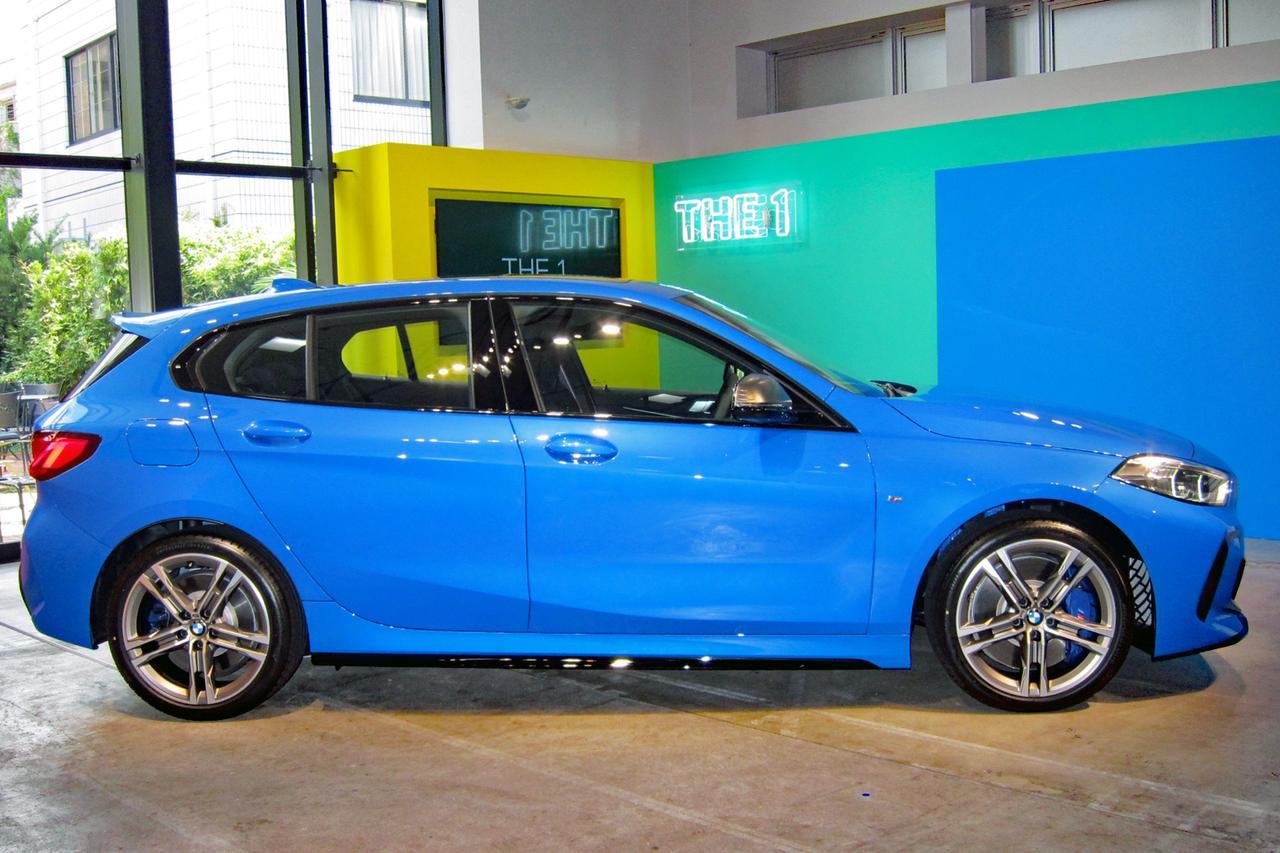 Images : 3番目の画像 - BMW M135i xDrive - Webモーターマガジン
