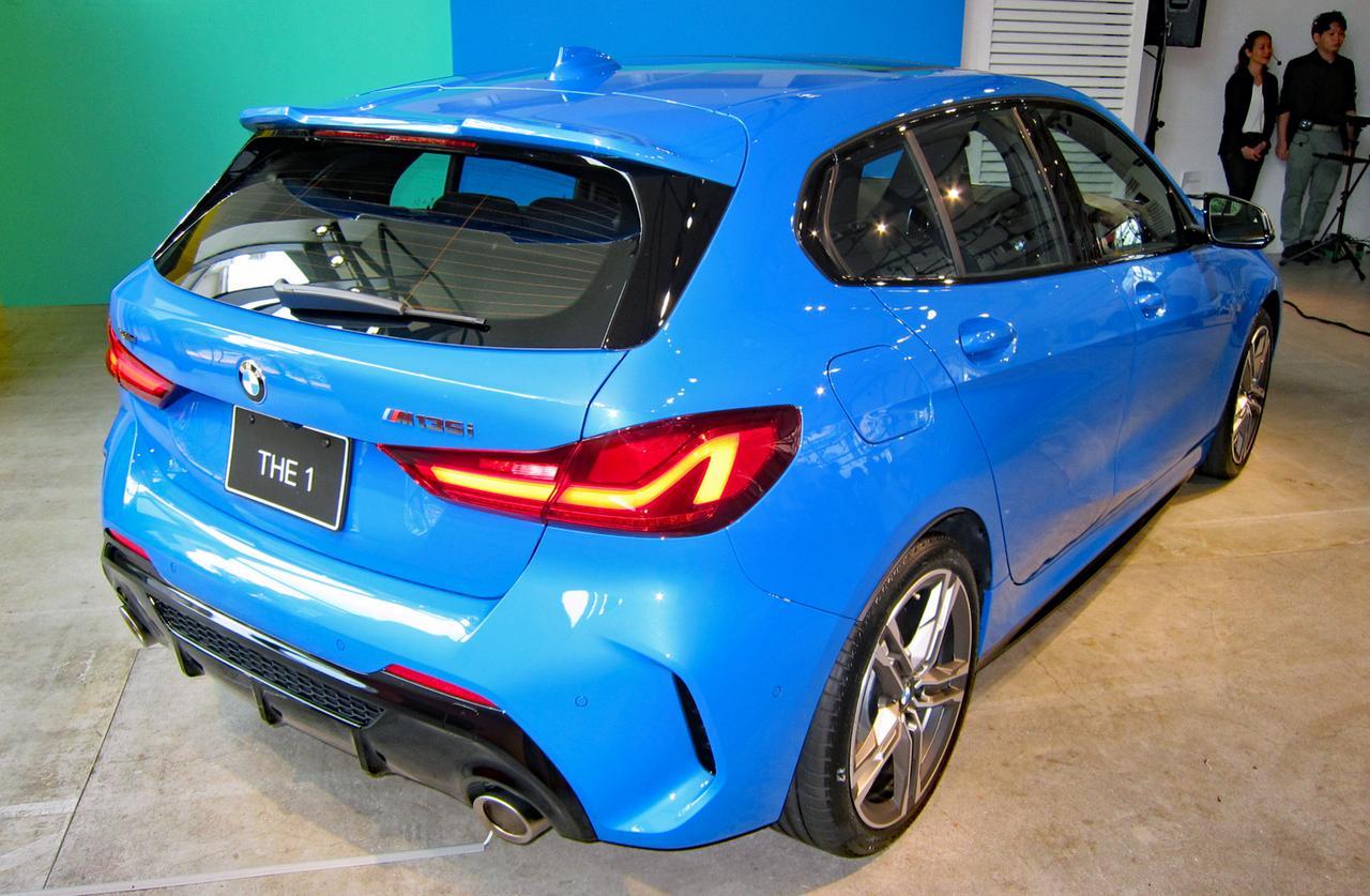 Images : 5番目の画像 - BMW M135i xDrive - Webモーターマガジン