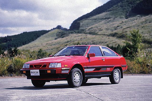 画像: 1984年10月のマイナーチェンジで、1.8Lターボと4WDが組み合わされた。