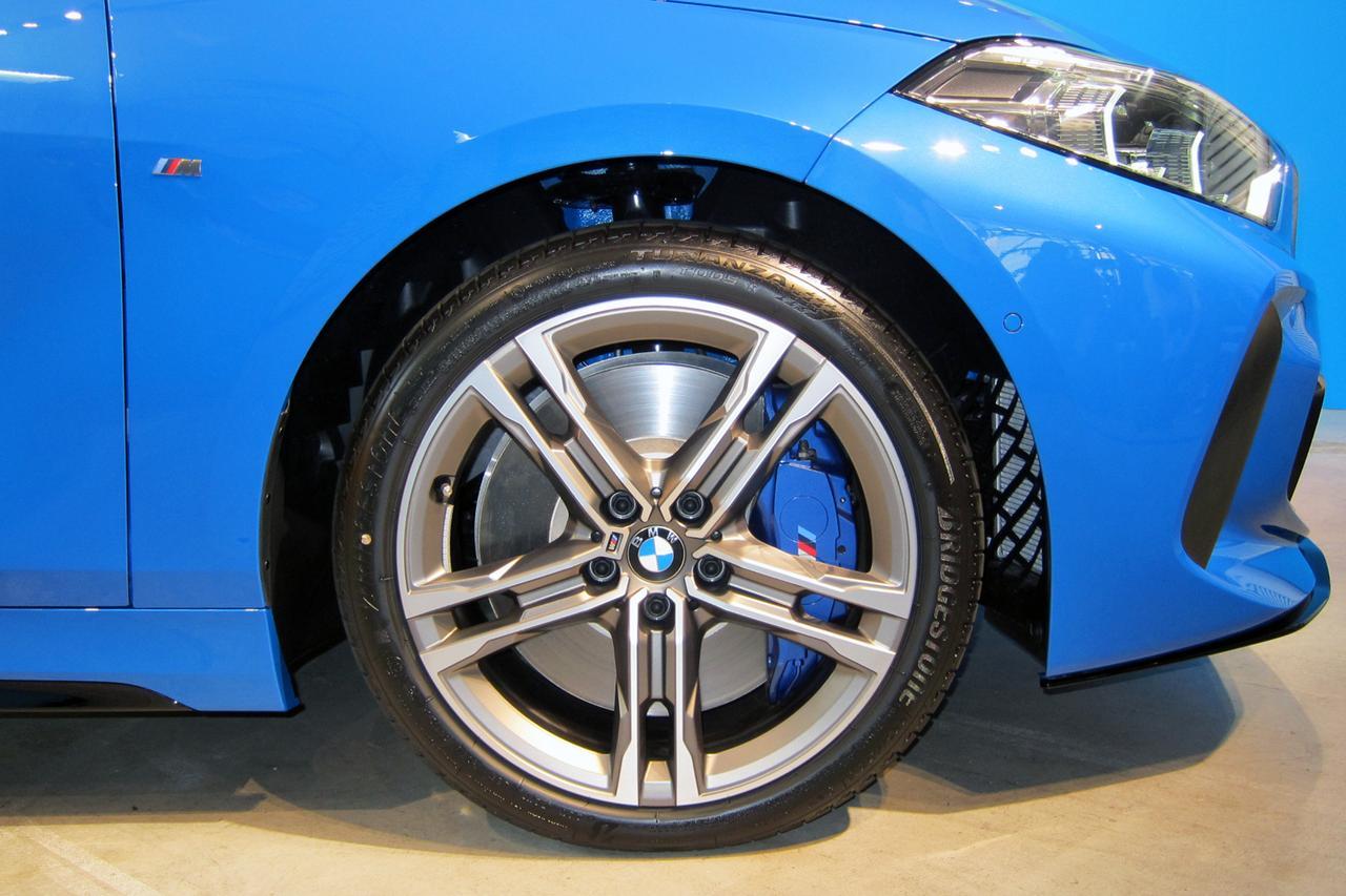 Images : 14番目の画像 - BMW M135i xDrive - Webモーターマガジン