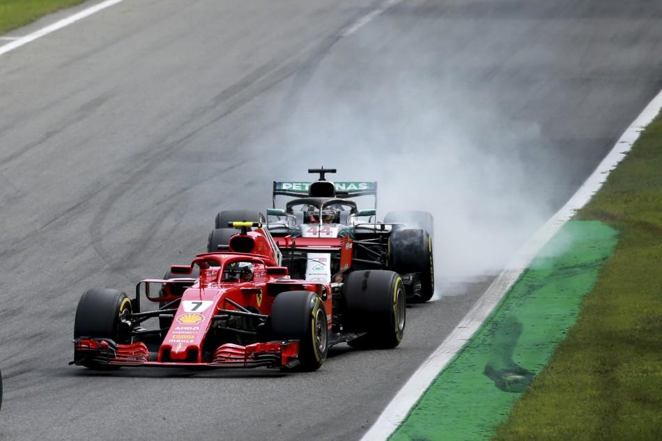Images : 12番目の画像 - F1第14戦イタリアGP開幕 - Webモーターマガジン