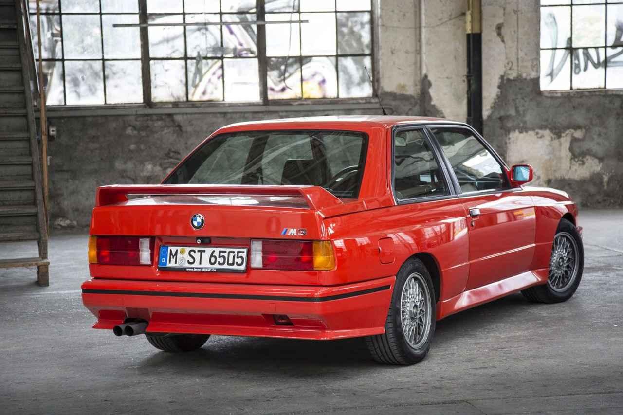 Images : 2番目の画像 - BMW M3 初代 - Webモーターマガジン