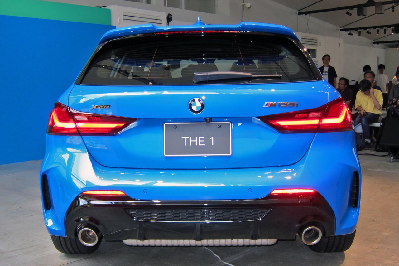 Images : 4番目の画像 - BMW M135i xDrive - Webモーターマガジン