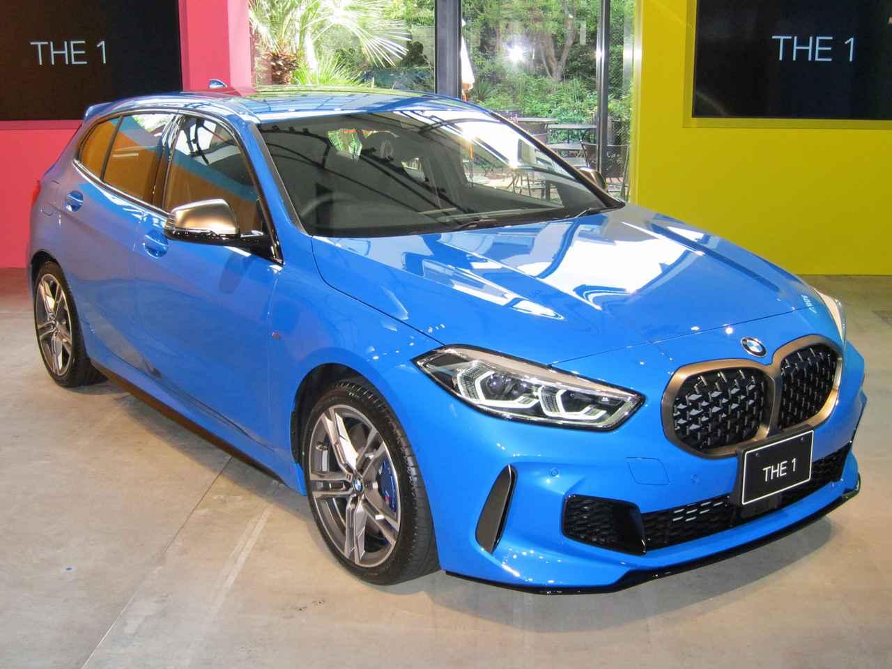 Images : 1番目の画像 - BMW M135i xDrive - Webモーターマガジン