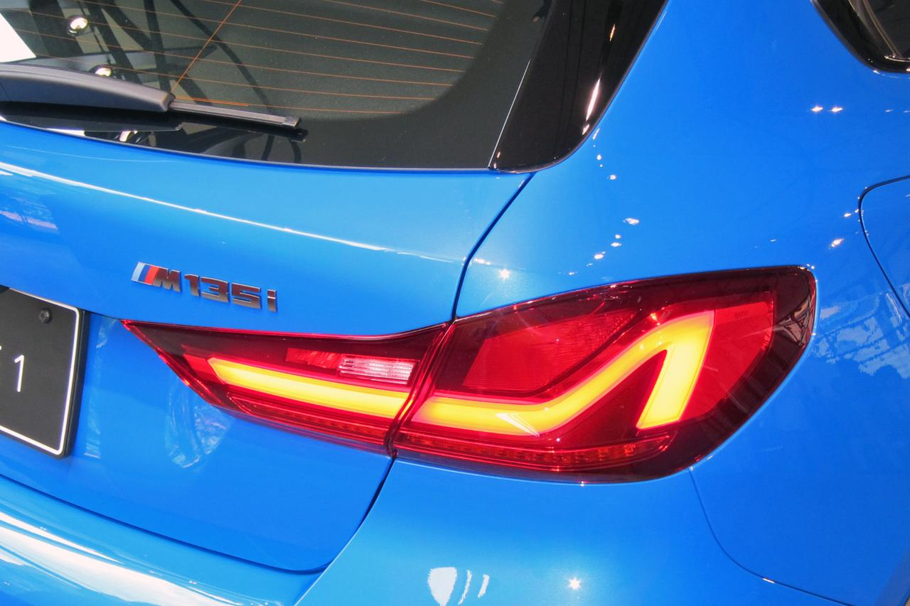 Images : 15番目の画像 - BMW M135i xDrive - Webモーターマガジン