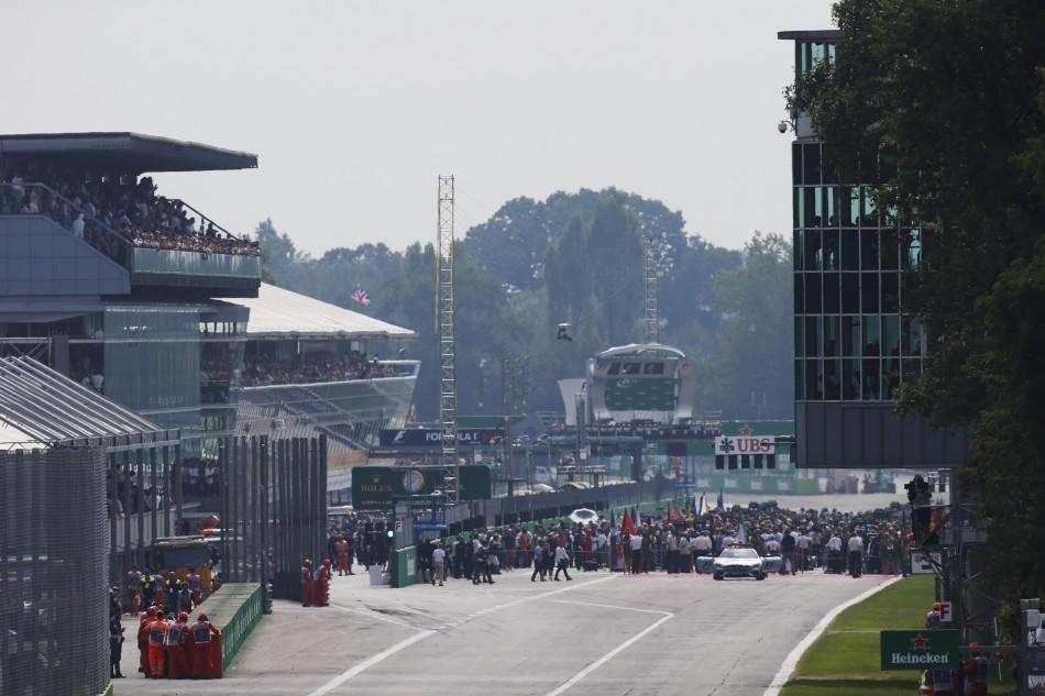 Images : 3番目の画像 - F1第14戦イタリアGP開幕 - Webモーターマガジン